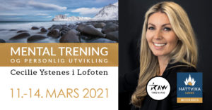Mental training in Lofoten