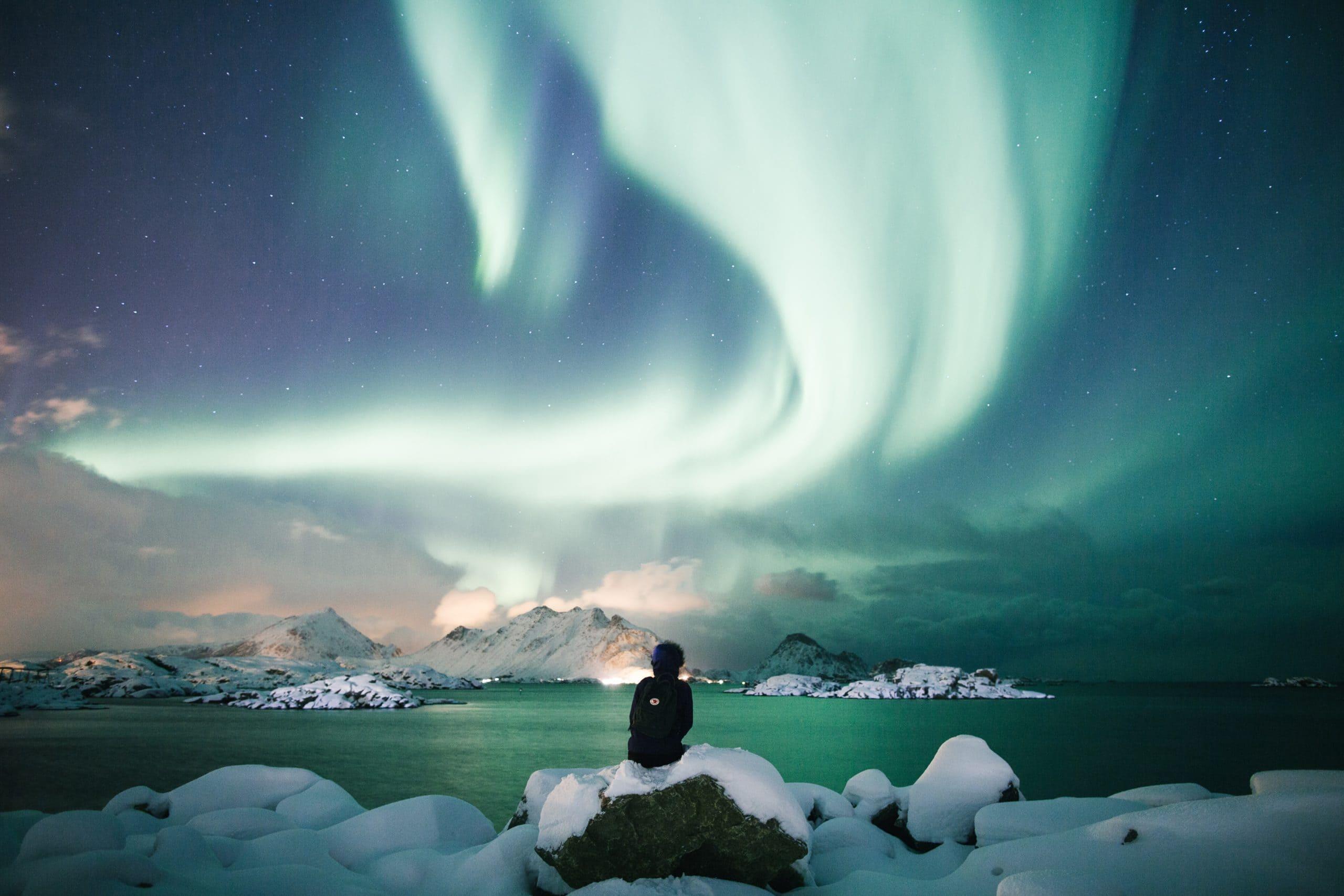 Northern Lights at Ballstad
