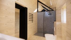 Accommodation rental in Hillside cabins at Ballstad