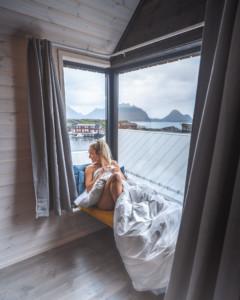 Accommodation rental at Ballstad