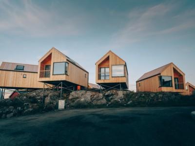 New Hattvika Hillside at Ballstad
