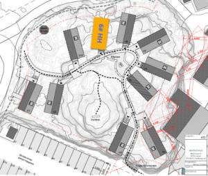 Map Hattvika Lodge