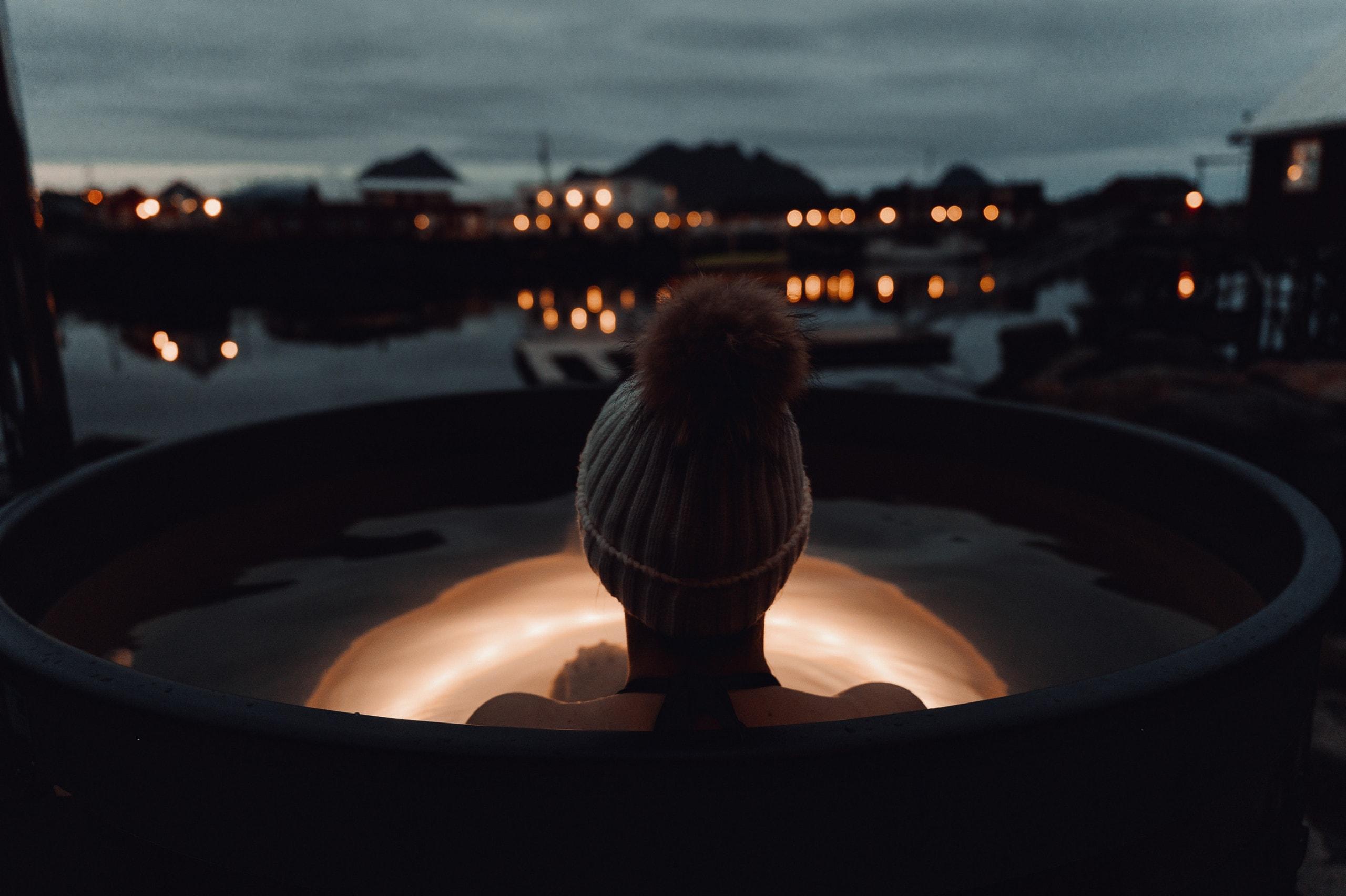 Hot Tub i SEASIDE